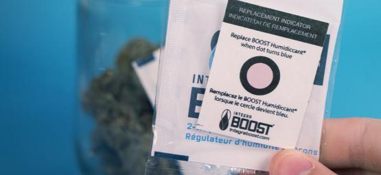 Preserve Your Weed Stash With Integra Boost