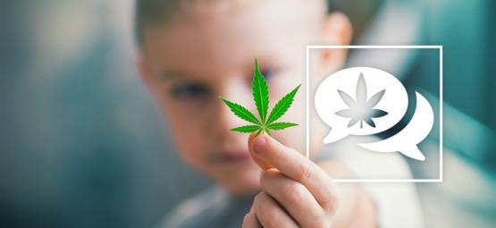 How To Talk To Your Kids About Cannabis