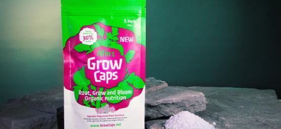 Growcaps: How To Grow Cannabis The Easy Way