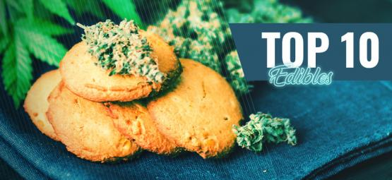 Top 10 Best Cannabis Edibles In Amsterdam