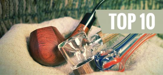 Top 10 Smoking Pipes For Weed