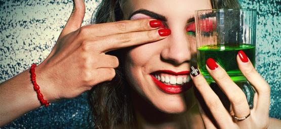 Can Absinthe Make You Hallucinate?