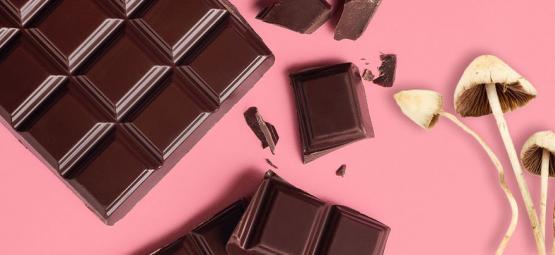 3 Easy Ways To Make Magic Mushroom Chocolate