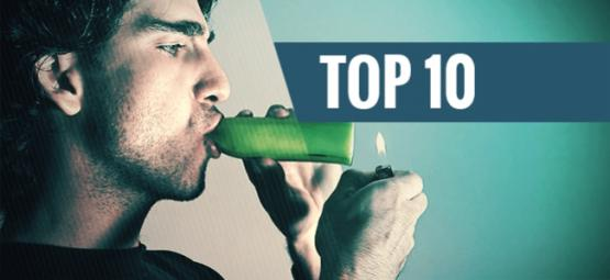 The Top 10 Most Bizarre Legal Highs