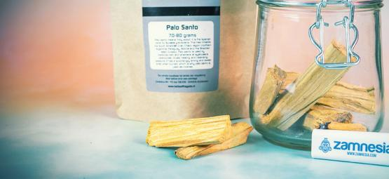 How And Why To Use Palo Santo Wood
