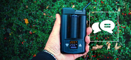 Vaporizer Review: The MIGHTY By Storz & Bickel
