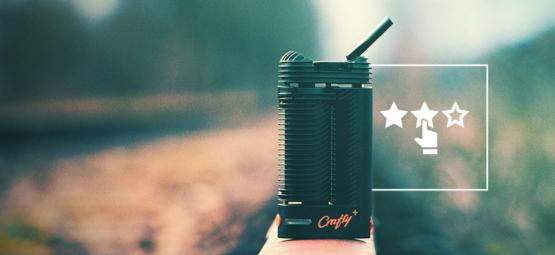CRAFTY+ Review: Dry Herb Vaporizer By Storz & Bickel