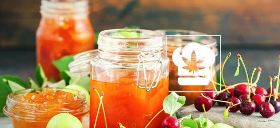 How To Make Cannabis-Infused Fruit Jams