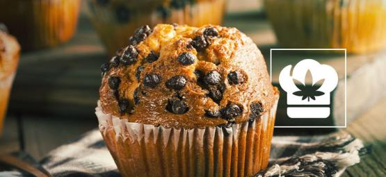 How To Make Cannabis Infused Chocolate Chip Muffins