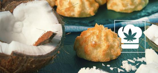 Recipe: Medicated Coconut Macaroons