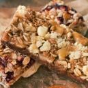 How to Make Gluten-Free Weed-Infused Cosmic Granola Bars