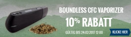 10% Rabatt Boundless CFC
