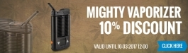 10% Discount MIGHTY