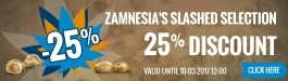 25% Discount Cannabis Seeds