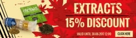 15% Discount Extracts
