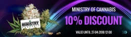 Offer Ministry of Cannabis