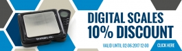 10% Discount Digital Scales
