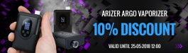 Offer Arizer Go