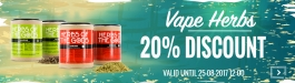 Offer Vape Herbs