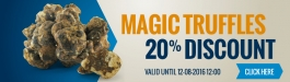 20% Discount Magic Truffles
