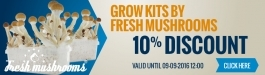 10% Discount  Grow Kits