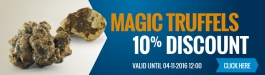 10% Discount Magic Truffles