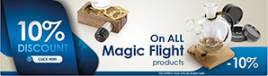 10% Discount on ALL Magic Flight products