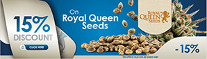 20% Discount on ALL Royal Queen Seeds
