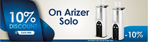 10% Discount Arizer Solo