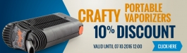 10% Discount Crafty
