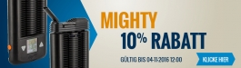 10% Rabatt MIGHTY