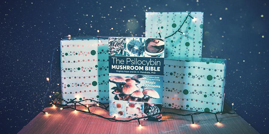 THE PSILOCYBIN MUSHROOM BIBLE