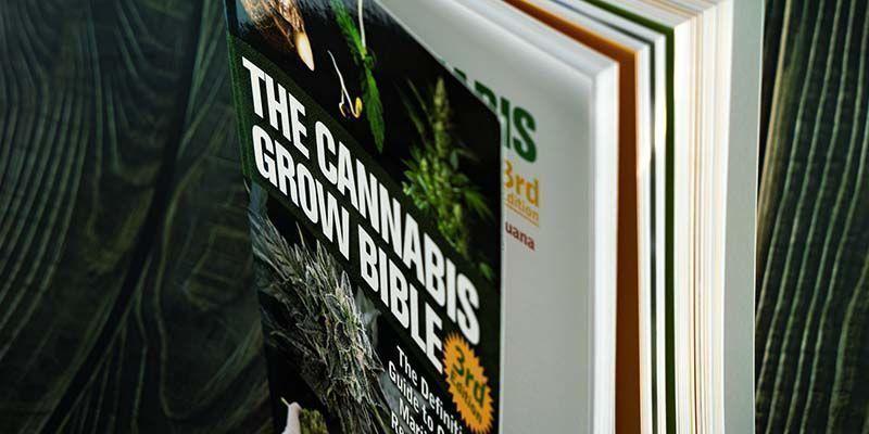 The Cannabis Grow Bible (3rd Edition)