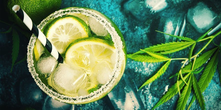 Weed Stems: Cannabis Cocktail