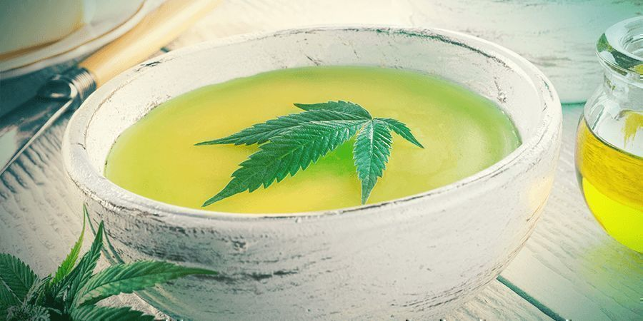 Weed Stems: Cannabis Butter