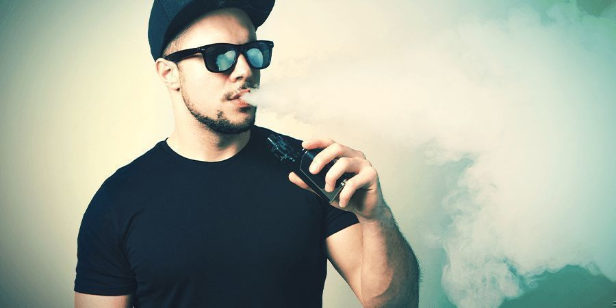 Vape The Trimmed Cannabis Leaves