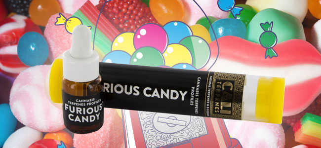 Furious Candy (Cali Terpenes)