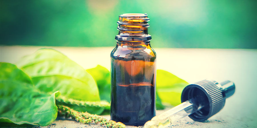WHAT ARE HERBAL TINCTURES?