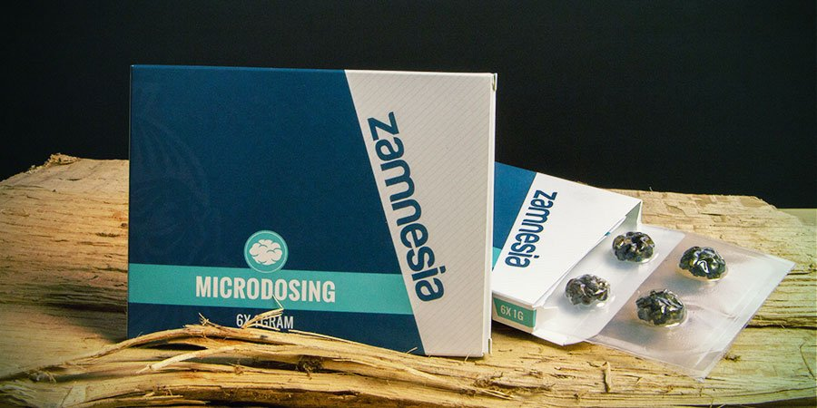 Microdosing Magic Mushrooms