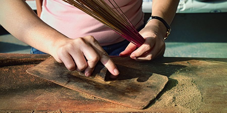 Herbal Incense: Directions