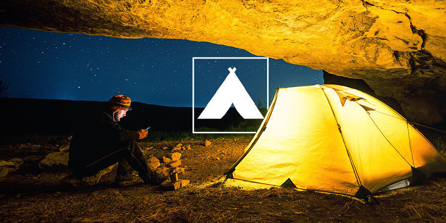 How To Execute a Vision Quest: Set Up Camp