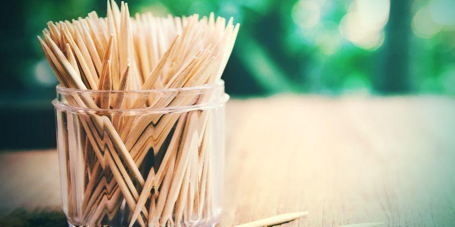 Use A Toothpick