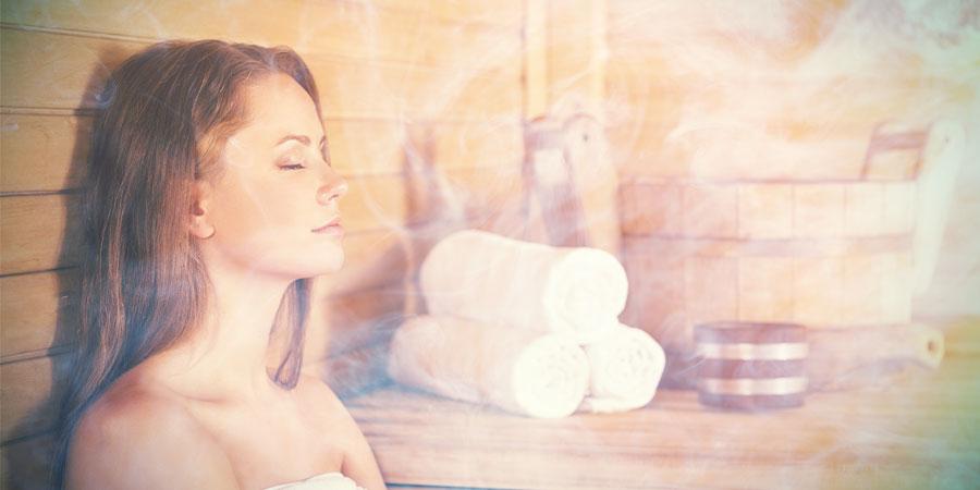 Have A Steam Bath