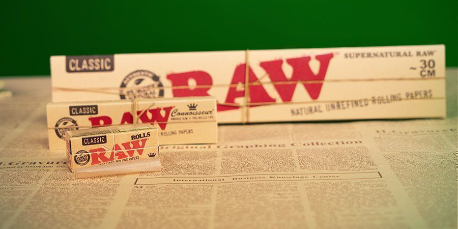 RAW King Size Pre-rolled Tips