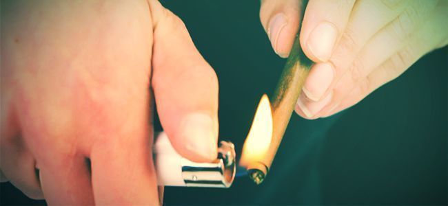 BAKE THE BLUNT AND FIRE IT UP
