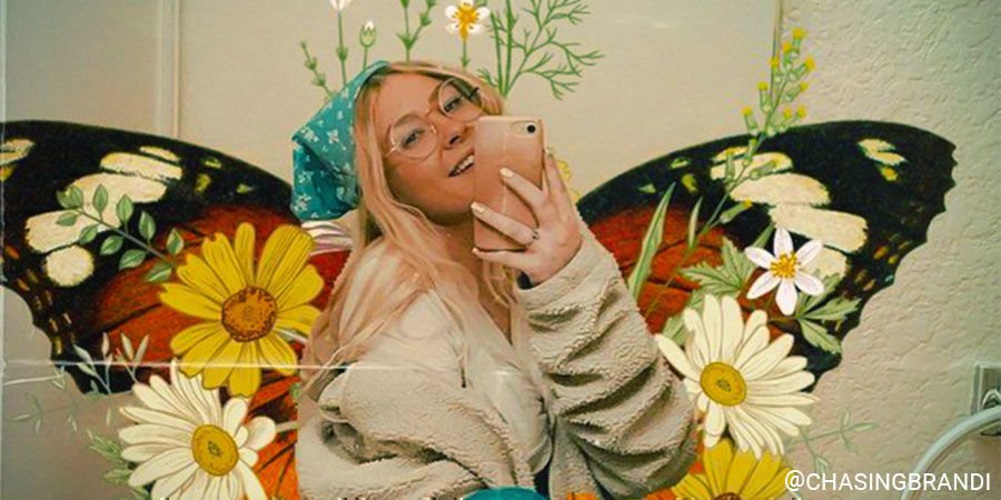 Top Female Cannabis Influencers On Instagram: @chasingbrandi