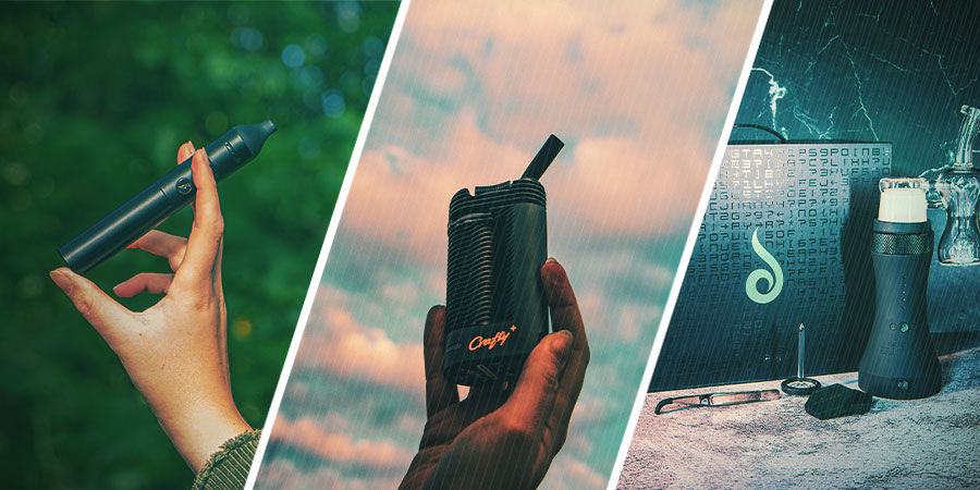 THE RIGHT VAPORIZER FOR YOU