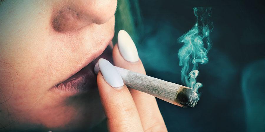 Smoking Medical Cannabis