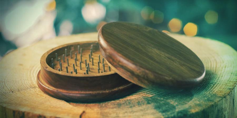 Wooden Grinder XL