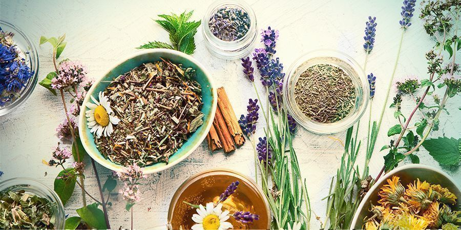 HOW TO MAKE YOUR OWN HERBAL VAPE BLEND
